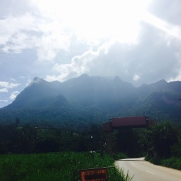 Chiang Dao Mountain