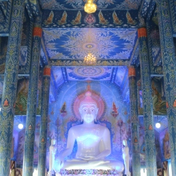 Blue Temple, Northern Thailand, Chiang Rai