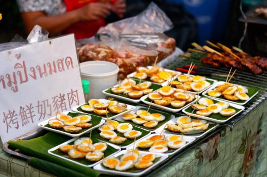 Thailand-street-food-quail-eggs