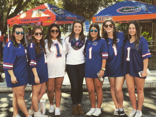 Gainesville, Gators, UF v. FSU